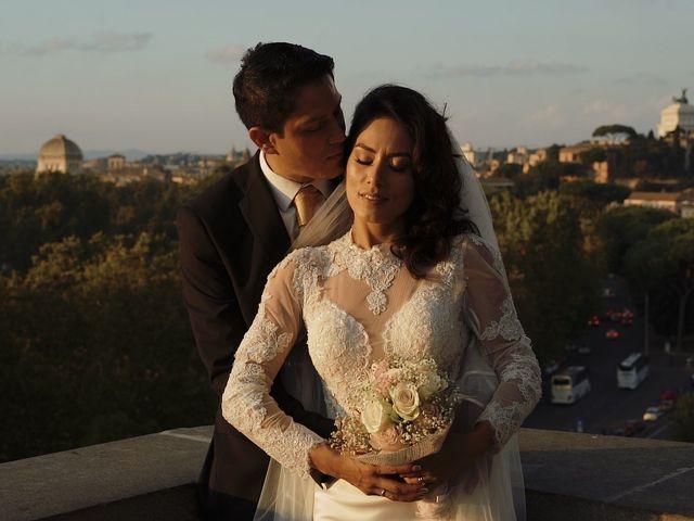 Il matrimonio di Santiago e Gabriela a Roma, Roma 6