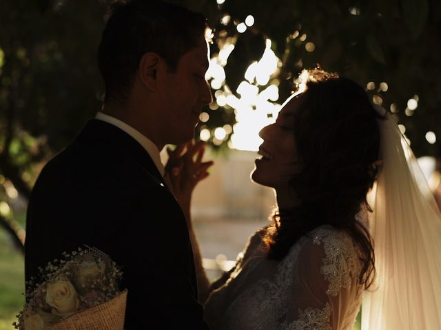 Il matrimonio di Santiago e Gabriela a Roma, Roma 9
