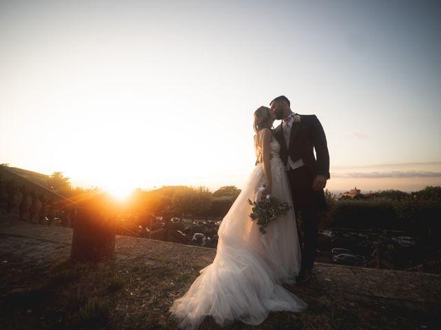 Le nozze di Maria e Stefano