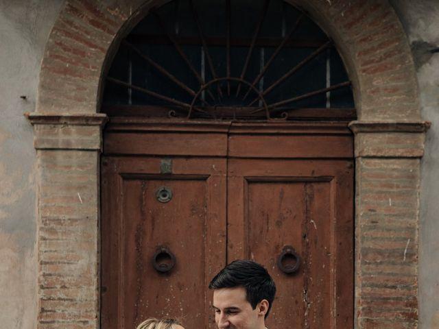 Il matrimonio di Ester  e Gioele  a Gradara, Pesaro - Urbino 5