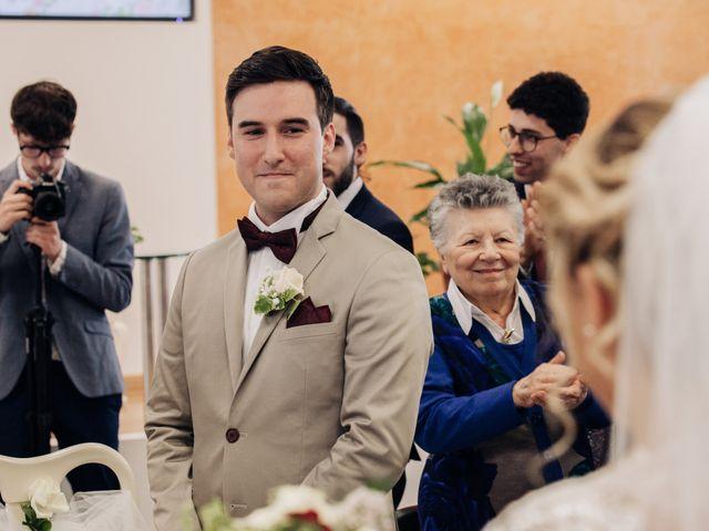 Il matrimonio di Ester  e Gioele  a Gradara, Pesaro - Urbino 8
