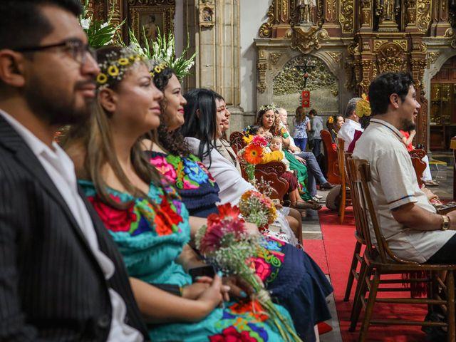 Il matrimonio di Carlos e Abril a Massa Martana, Perugia 7