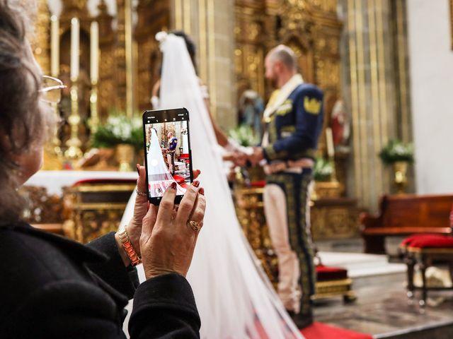 Il matrimonio di Carlos e Abril a Massa Martana, Perugia 8