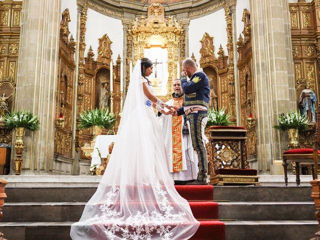 Il matrimonio di Carlos e Abril a Massa Martana, Perugia 9