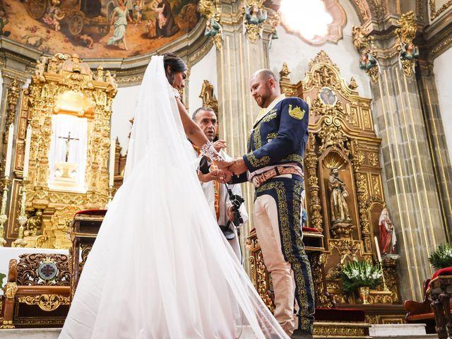 Il matrimonio di Carlos e Abril a Massa Martana, Perugia 11