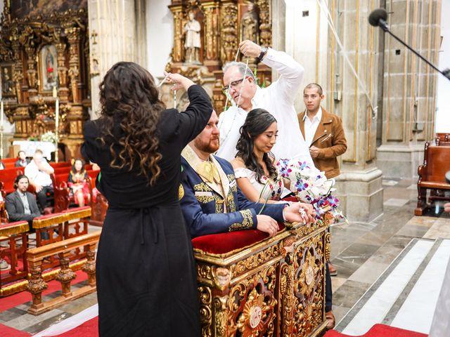 Il matrimonio di Carlos e Abril a Massa Martana, Perugia 12
