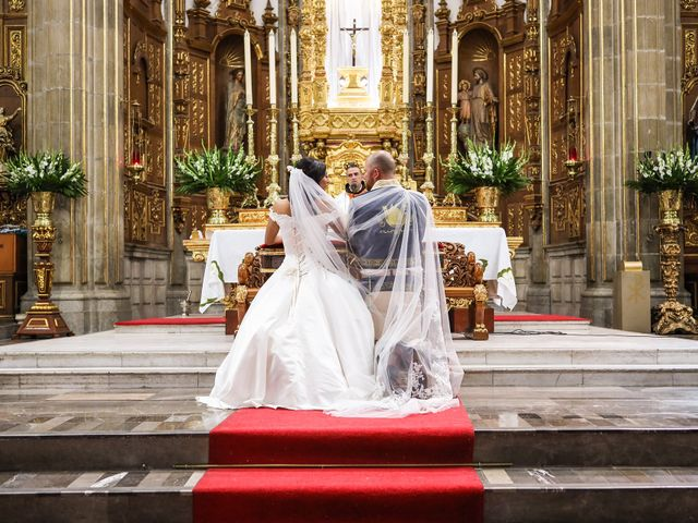 Il matrimonio di Carlos e Abril a Massa Martana, Perugia 14