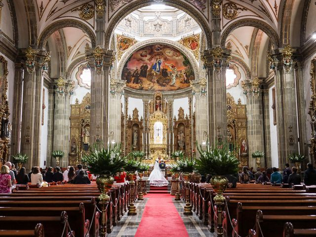 Il matrimonio di Carlos e Abril a Massa Martana, Perugia 15