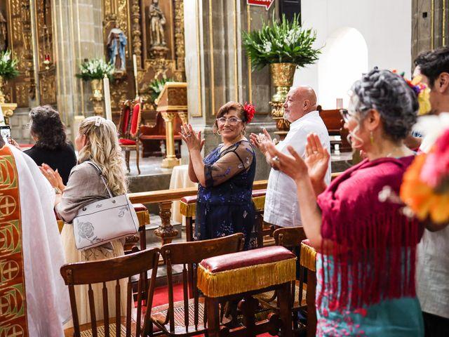Il matrimonio di Carlos e Abril a Massa Martana, Perugia 16