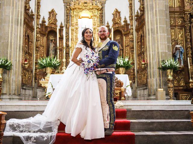 Il matrimonio di Carlos e Abril a Massa Martana, Perugia 17