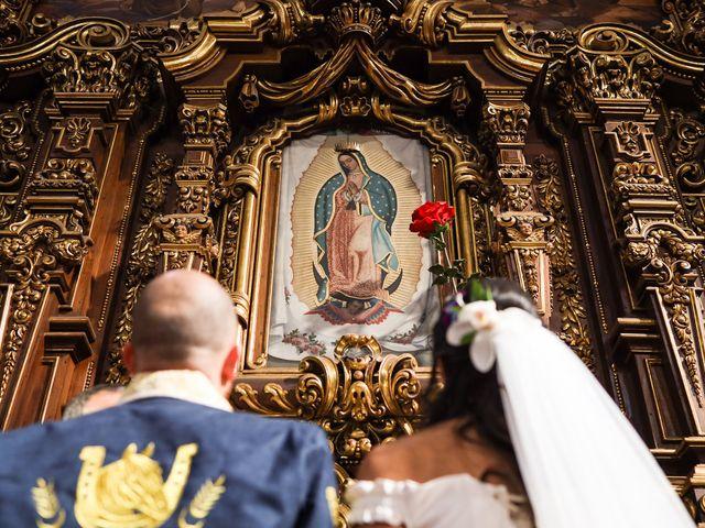 Il matrimonio di Carlos e Abril a Massa Martana, Perugia 19