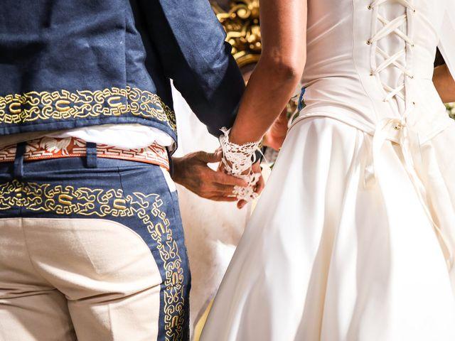 Il matrimonio di Carlos e Abril a Massa Martana, Perugia 20