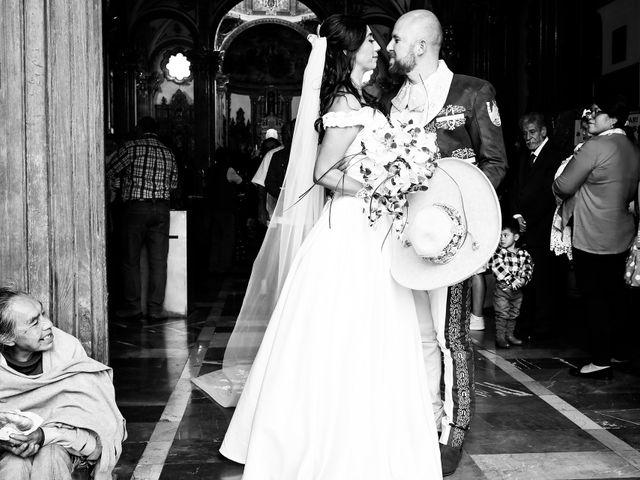 Il matrimonio di Carlos e Abril a Massa Martana, Perugia 22