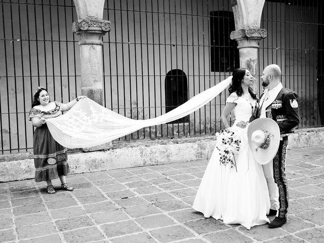 Il matrimonio di Carlos e Abril a Massa Martana, Perugia 24