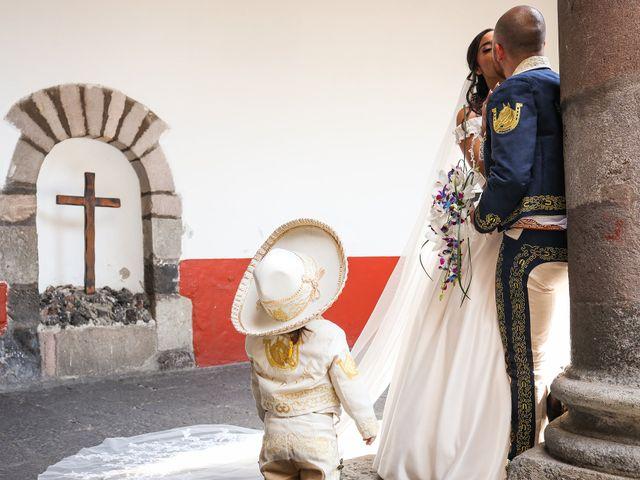 Il matrimonio di Carlos e Abril a Massa Martana, Perugia 1