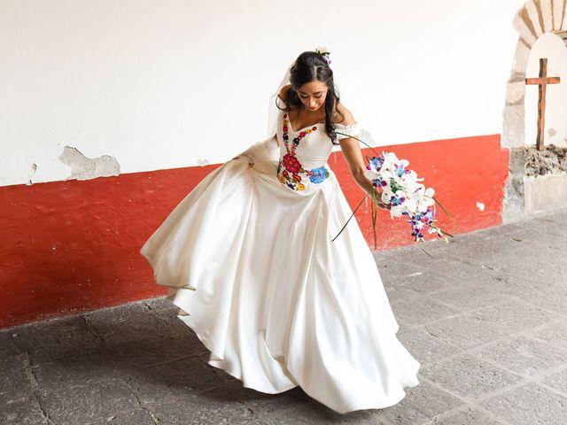 Il matrimonio di Carlos e Abril a Massa Martana, Perugia 26