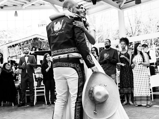 Il matrimonio di Carlos e Abril a Massa Martana, Perugia 29