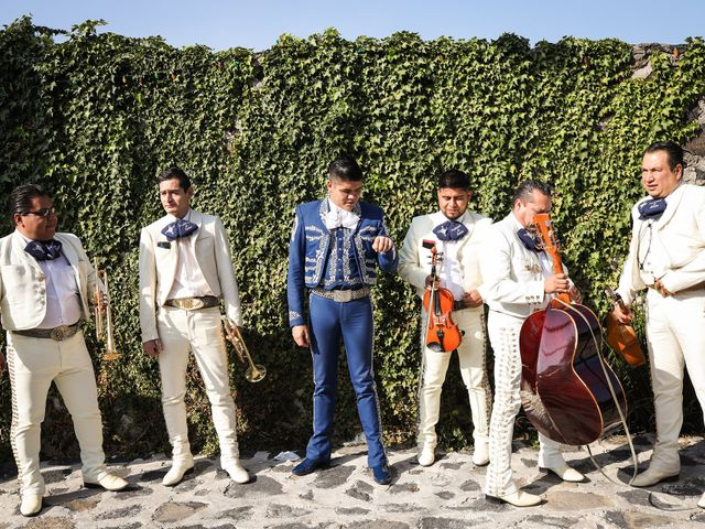 Il matrimonio di Carlos e Abril a Massa Martana, Perugia 36