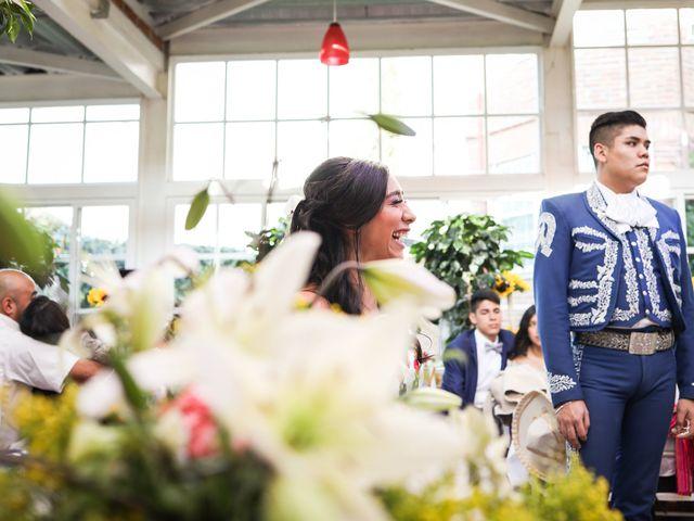 Il matrimonio di Carlos e Abril a Massa Martana, Perugia 41