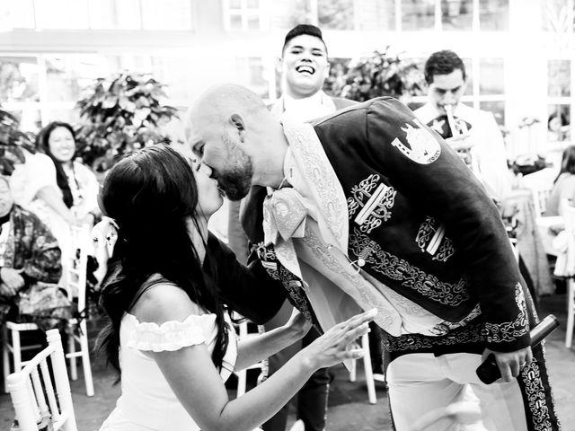 Il matrimonio di Carlos e Abril a Massa Martana, Perugia 42