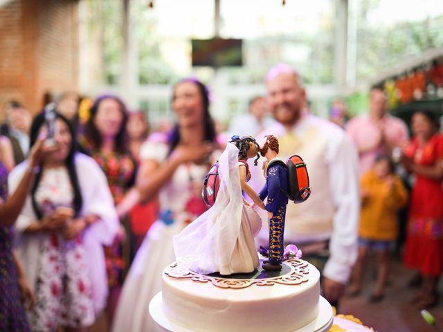 Il matrimonio di Carlos e Abril a Massa Martana, Perugia 44