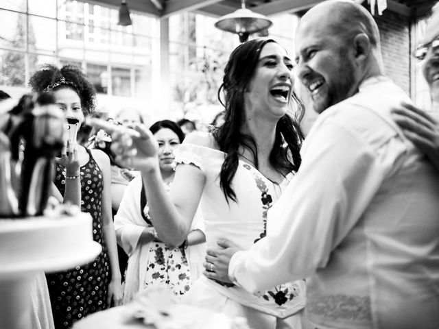 Il matrimonio di Carlos e Abril a Massa Martana, Perugia 45