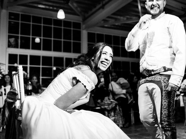 Il matrimonio di Carlos e Abril a Massa Martana, Perugia 54