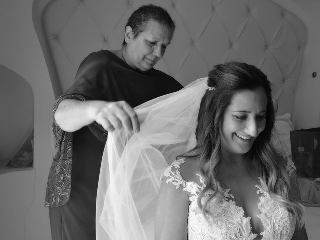 Il matrimonio di Serena e Alex a Maiori, Salerno 12