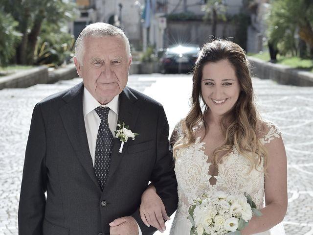 Il matrimonio di Serena e Alex a Maiori, Salerno 16