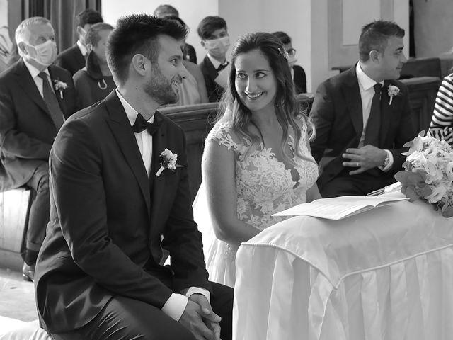 Il matrimonio di Serena e Alex a Maiori, Salerno 17