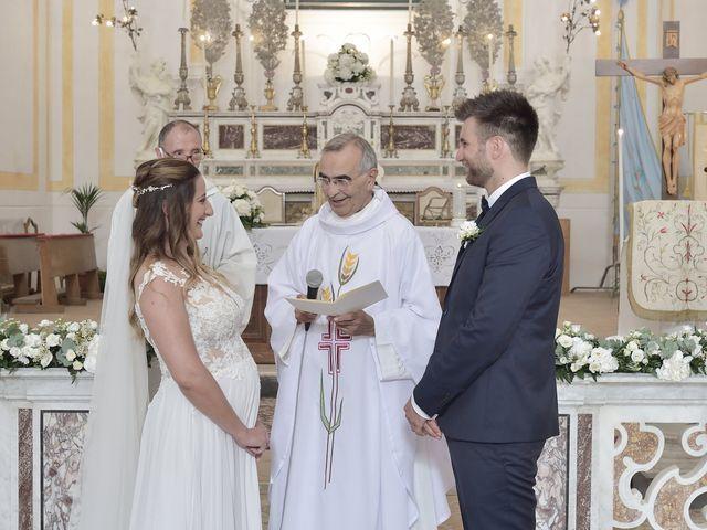 Il matrimonio di Serena e Alex a Maiori, Salerno 18