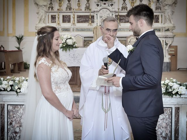 Il matrimonio di Serena e Alex a Maiori, Salerno 20