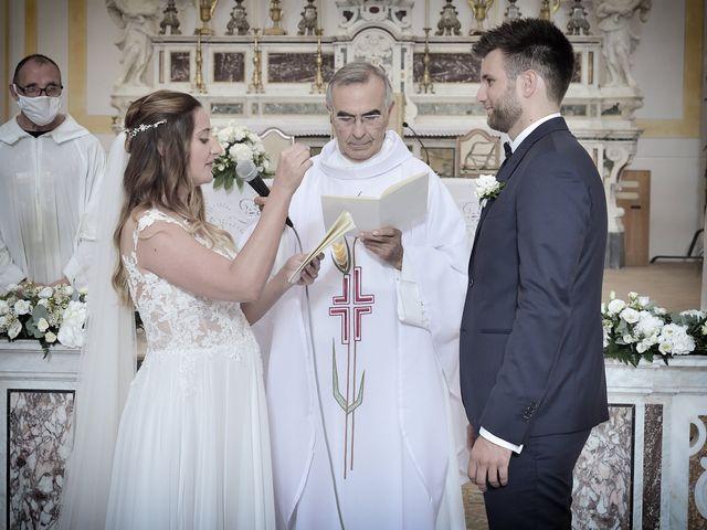 Il matrimonio di Serena e Alex a Maiori, Salerno 21