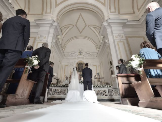 Il matrimonio di Serena e Alex a Maiori, Salerno 23