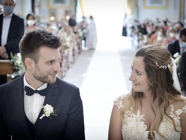 Il matrimonio di Serena e Alex a Maiori, Salerno 25
