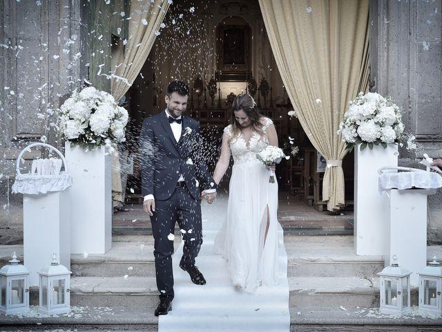 Il matrimonio di Serena e Alex a Maiori, Salerno 28