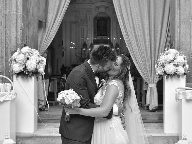 Il matrimonio di Serena e Alex a Maiori, Salerno 29
