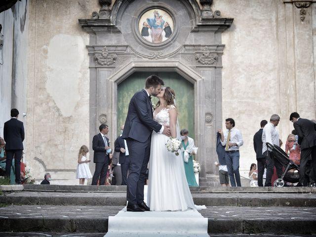 Il matrimonio di Serena e Alex a Maiori, Salerno 31