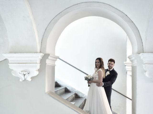 Il matrimonio di Serena e Alex a Maiori, Salerno 33