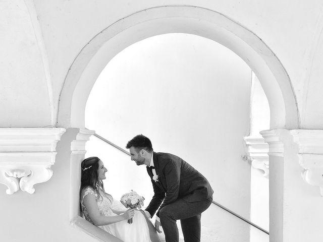 Il matrimonio di Serena e Alex a Maiori, Salerno 34
