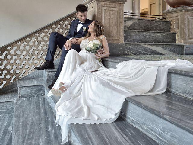 Il matrimonio di Serena e Alex a Maiori, Salerno 36