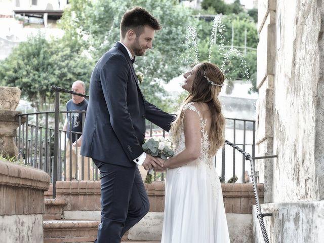 Il matrimonio di Serena e Alex a Maiori, Salerno 39