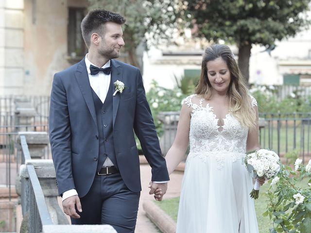 Il matrimonio di Serena e Alex a Maiori, Salerno 41