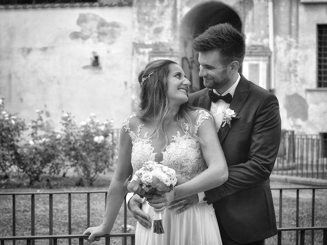 Il matrimonio di Serena e Alex a Maiori, Salerno 44