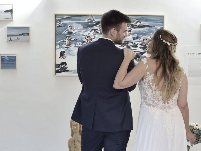 Il matrimonio di Serena e Alex a Maiori, Salerno 45