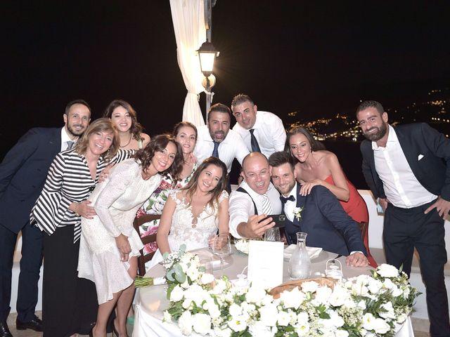Il matrimonio di Serena e Alex a Maiori, Salerno 47