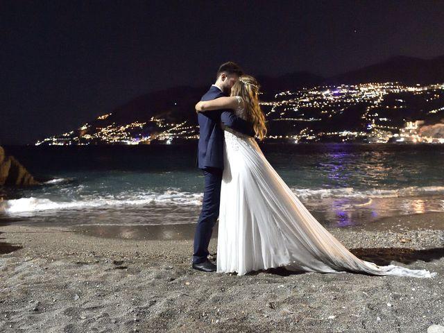 Il matrimonio di Serena e Alex a Maiori, Salerno 48