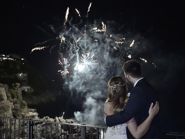 Il matrimonio di Serena e Alex a Maiori, Salerno 52