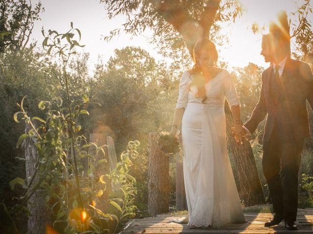 Le nozze di Oriana e Massimo
