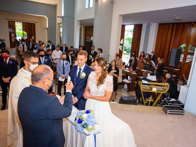 Il matrimonio di Marco e Chiara a Comacchio, Ferrara 72